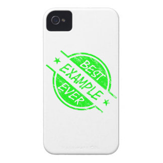 Best Example Ever Green iPhone 4 Covers