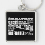 Best Firefighters : Greatest Firefighter Keychains