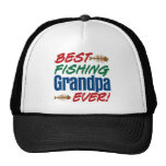 Best Fishing Grandpa Ever! Hat