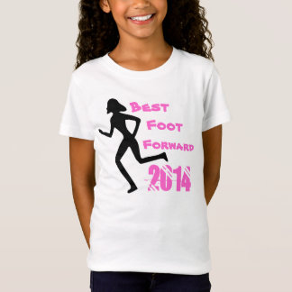 Best Foot Forward 2014 Running Club T-Shirt