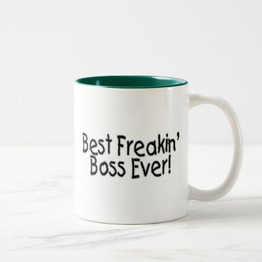Best Freakin Boss Ever Zazzle