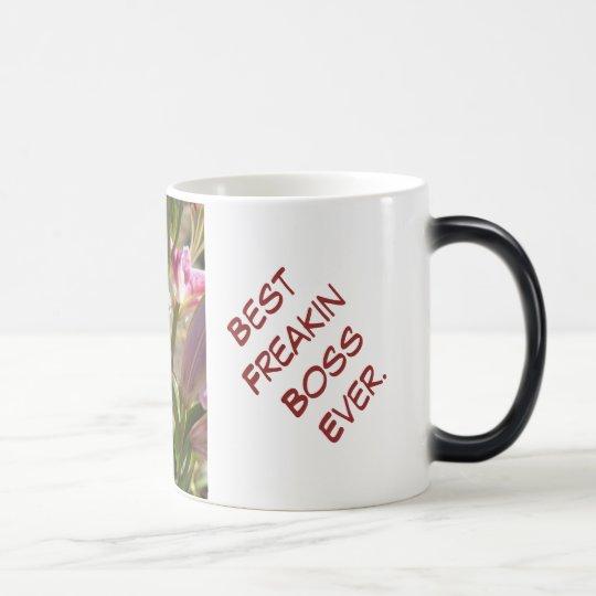 Best Freakin Boss Ever Coffee Mug Holidays Lily