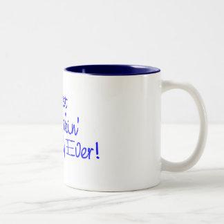 Best Freakin Daddy Ever (Blue) Coffee Mugs