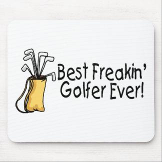 Best Freakin Golfer Ever (2) Mouse Mat