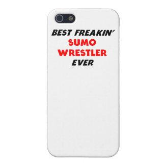 Best Freakin' Sumo Wrestler Ever iPhone 5 Cases