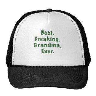 Best Freaking Grandma Ever Mesh Hat