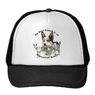Best Friend Australian Koolie Merle Cap