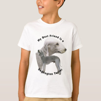 Best friend Bedlington Terrier T-Shirt