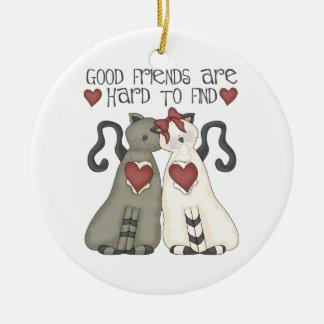 Best Friend Christmas Ornament