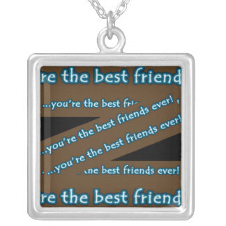 BEST Friend Ever Custom Jewelry