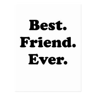 Best Friend Ever Postcard