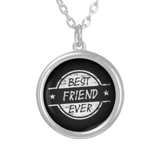 Best Friend Ever White Necklaces