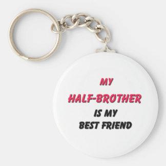 Best Friend Half-Brother Key Ring