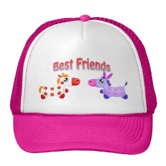 Best Friend Horses Cap