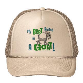 Best Friend is a Goat Cap