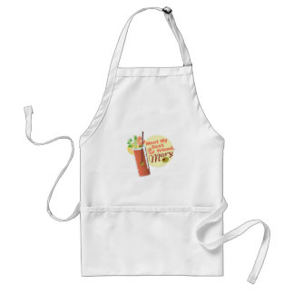 Best Friend Mary Standard Apron