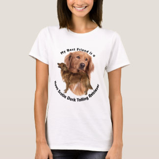 Best Friend Nova Scotia Duck T-Shirt
