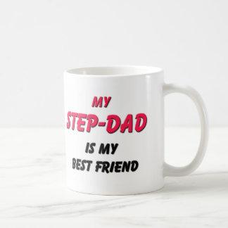 Best Friend Step-Dad Coffee Mug