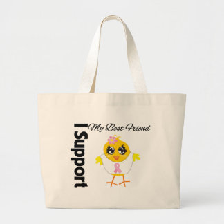 Best Friend Support Breast Cancer Bags