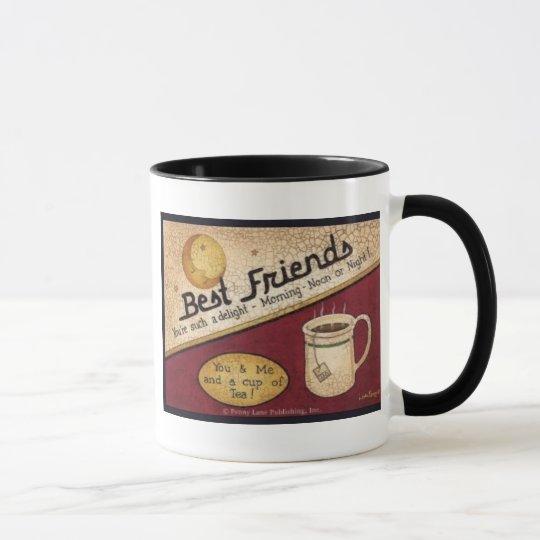 Best Friend Tea Mug