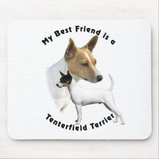 Best Friend Tenterfield Terrier Mouse Pad