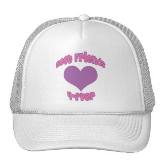 Best Friends 4-Ever Hat