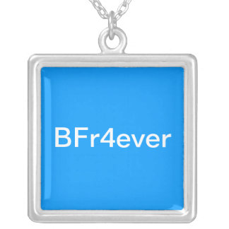 Best friends are forever necklace