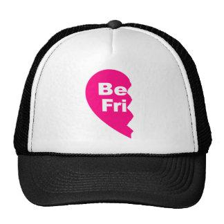 Best Friends, be fri Cap