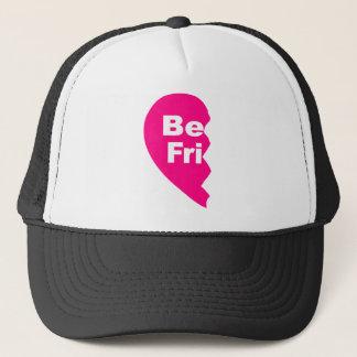 Best Friends, be fri Trucker Hat