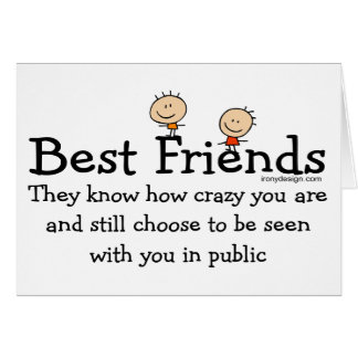 Best Friends Cards