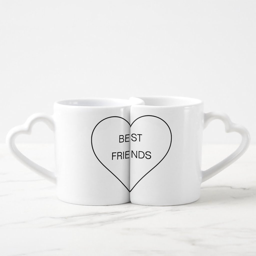 Best Friends cup
