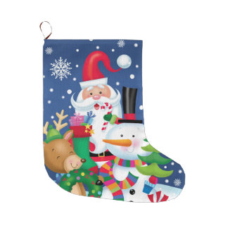 Best Friends for Christmas Stocking