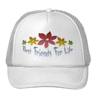 Best Friends For Life Mesh Hats