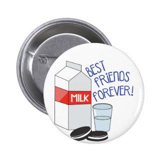 Best Friends Forever! 6 Cm Round Badge