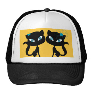 Best Friends Forever (BFF), I love Cats! Cap