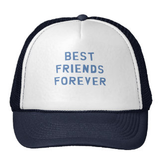 Best Friends Forever Cap