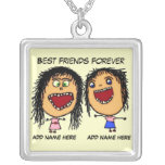 Best Friends Forever Cartoon