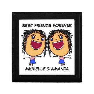 Best Friend Gift Boxes & Keepsake Boxes | Zazzle.co.uk