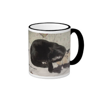 BEST FRIENDS FOREVER CATS! COFFEE MUGS