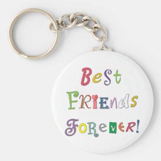 Best Friends Forever Key Ring