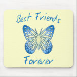 Best Friends Forever Mousemat