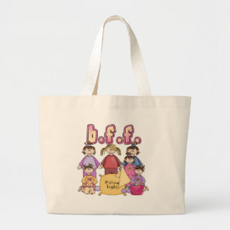 Best Friends Forever - Slumber Party Canvas Bags
