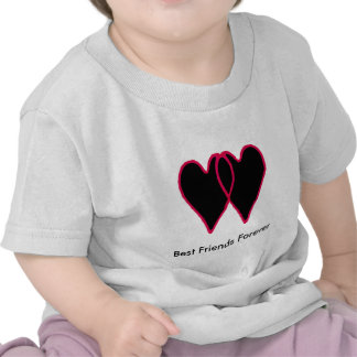 Best Friends Forever The MUSEUM Zazzle Gifts Tee Shirts