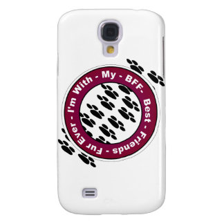 Best Friends Fur Ever Samsung Galaxy S4 Cover