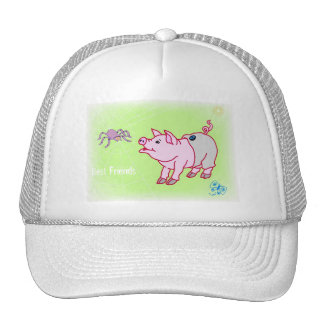 Best Friends Hat