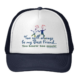Best Friends Knows Cap