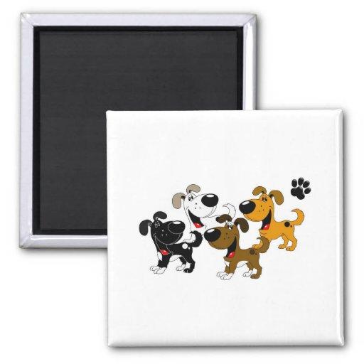 Best Friends! Fridge Magnets