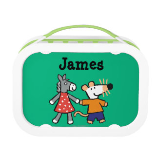 Best Friends Maisy and Dotty Hold Hands Lunch Box