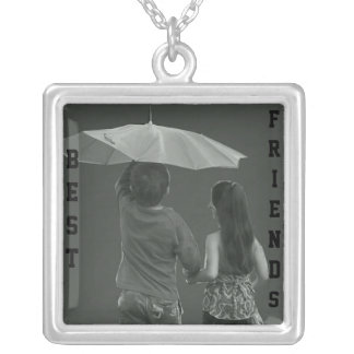 Best Friends Personalized Necklace