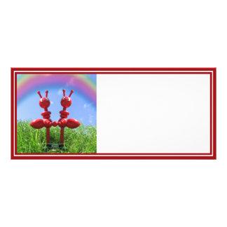Best Friends Personalized Rack Card